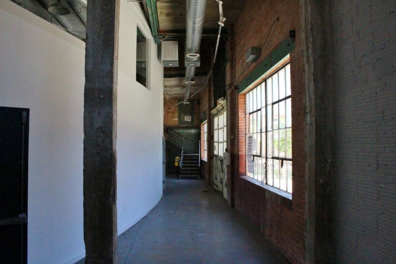 The front area of BRICK will feature a bar and sofas for relaxation. Photo by Page Graham.