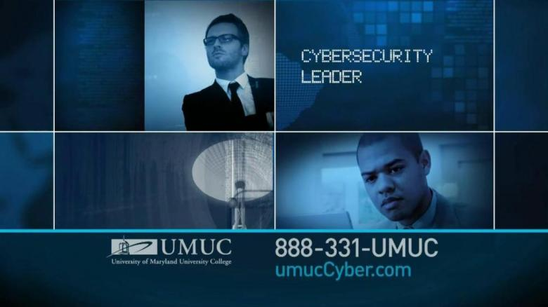 There are 30,000 jobs in Cyber Security, and with University of Maryland University College, you can be ready to compete for yours.