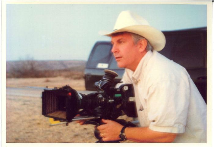 Drew Mayer-Oaks, director of the San Antonio Film Commission. Courtesy photo.