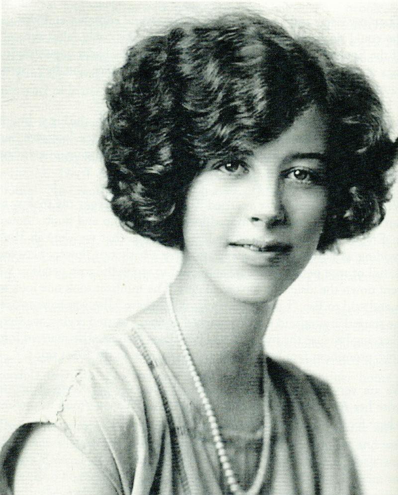 Ilse, John Kampmanns granddaughter, aged 15. Courtesy photo.