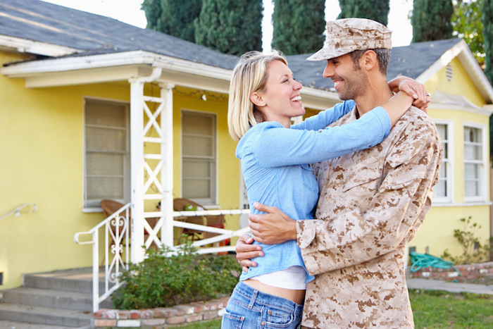 Men and Women in the Military have been increasingly interested in on-demand storage options like Remote Garage. Shutterstock image via Remote Garage.