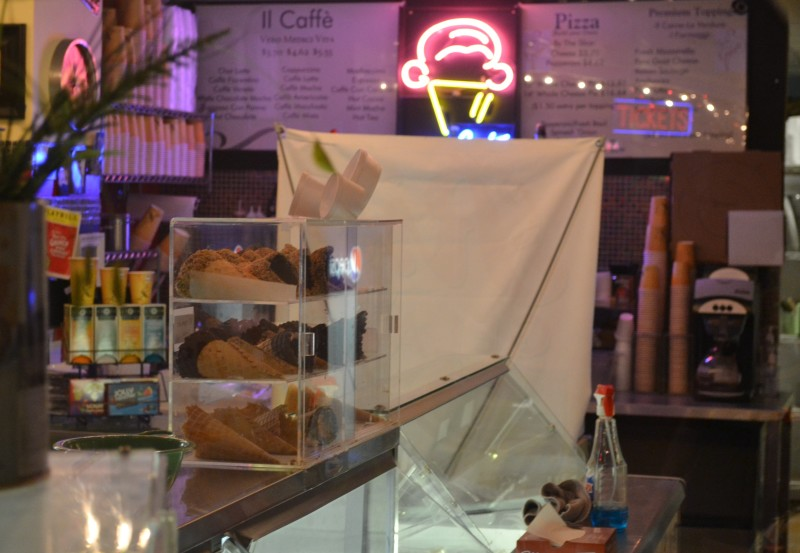 Rio De Gelato has a number of cold treats after a day with dad. Photo by David Garza.