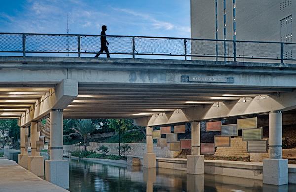 McCollough Underpass by Stuart Allen. Photo courtesy Mark Menjivar.