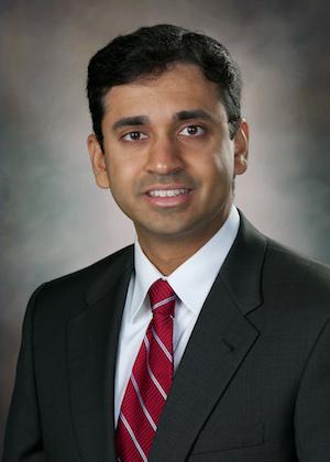 University of Texas Health Science Center Dermatologist Vineet Mishra