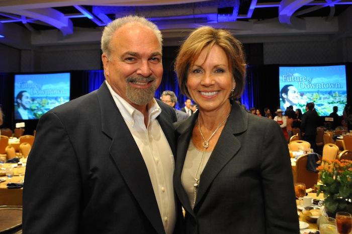 """Centro San Antonio's """"The Future of Downtown"""" luncheon. July 10, 2014.  Photo by Iris Dimmick."""