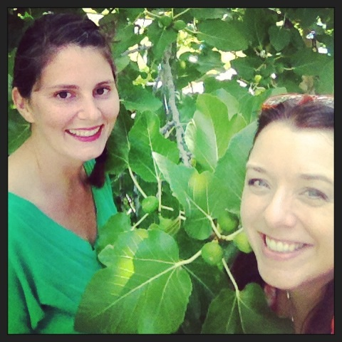 Mary Minor and Melissa Federspill. Courtesy photo.
