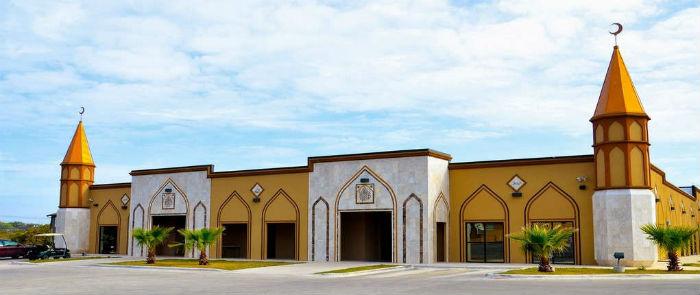The Islamic Center of San Antonio. Courtesy photo.