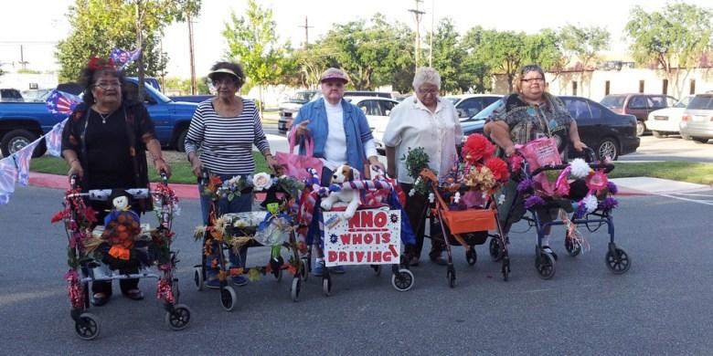 Residents of Merced Housing. Courtesy image.