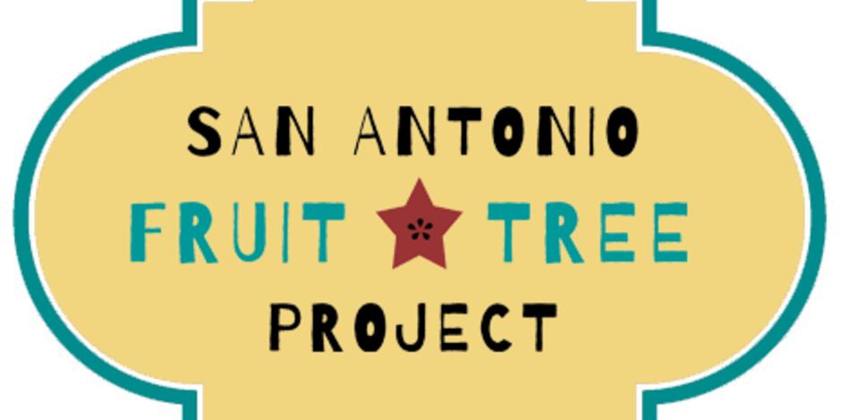 San Antonio Fruit Tree Project logo. Courtesy image.