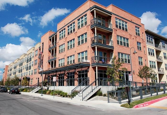 Cevallos Lofts. Photo courtesy of Alamo Architects.