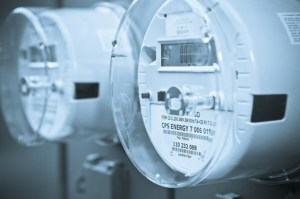 Landis + Gyr smart meters. Photo courtesy of CPS Energy.