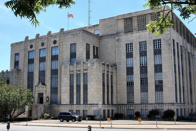 Heman Marion Sweatt Travis County Courthouse