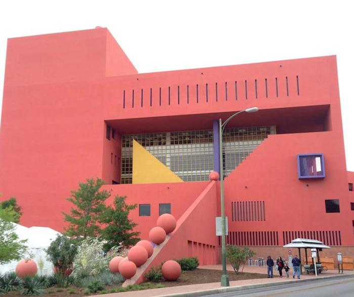 San Antonio Central Library. Photo by Mitzi Moore.