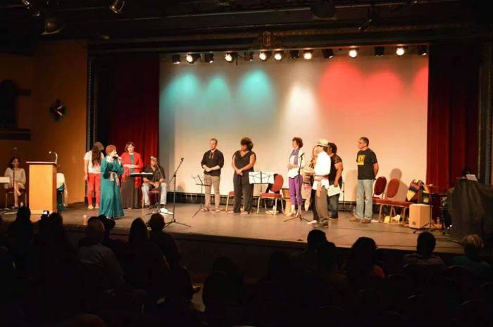 "A performance of ""Mi Pueblo."" Photo courtesy Kevin Tobar Pesantez."