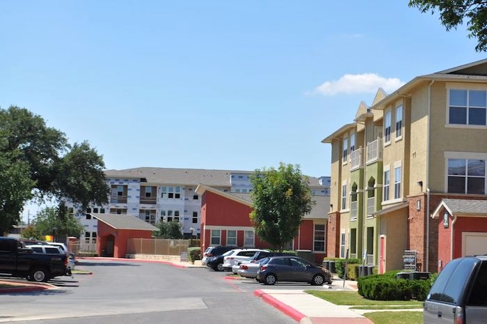 Phase 3 of the San Juan development is underway. Photo by Iris Dimmick.