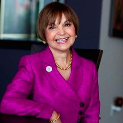 Texas A&M University-San Antonio President Maria Ferrier