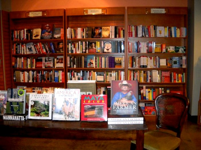 The Twig Book Shop. Courtesy photo from the Twig Book Shop's Facebook page.