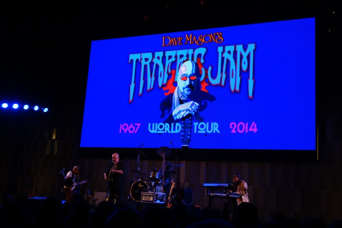"Dave Mason performed his ""Traffic Jam World Tour"" at the Tobin Center for the Performing Arts. Photo by Alan Weinkrantz."