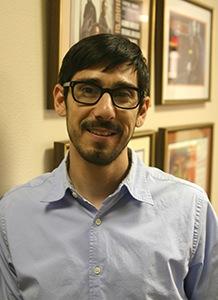 JJ Lopez, KRTU general manager