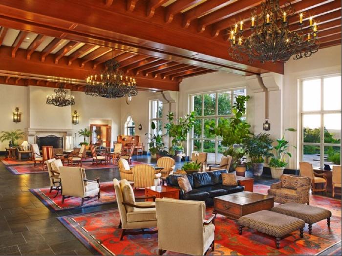 The La Cantera Hill Country Resort lobby will undergo renovation beginning in early November. Courtesy photo