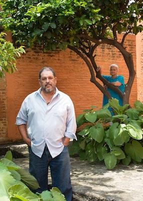 Raymundo Gonzalez and Fredericka Younger. Photo by Mark Menjivar.