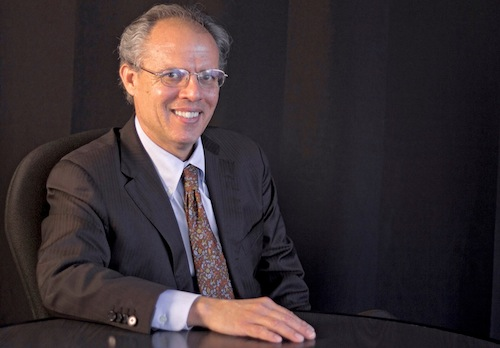 David Kinder, Symphony board chair.