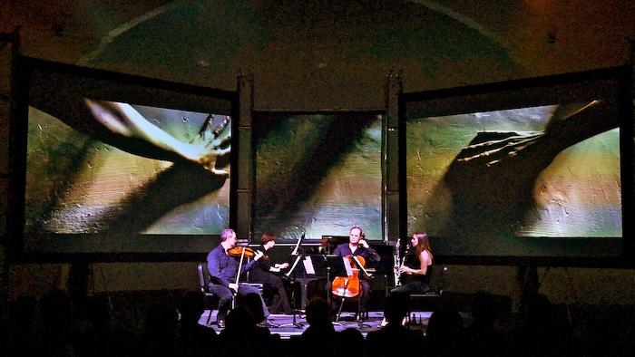 The SOLI Chamber Ensemble. Courtesy photo.
