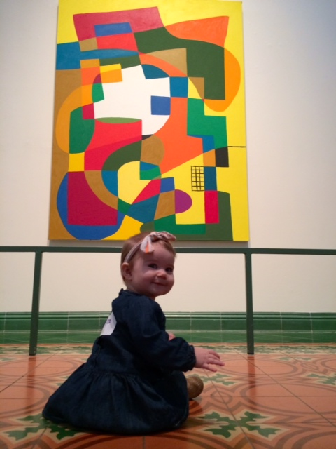 Urban Baby McNeel at the McNay