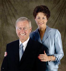John and Debbie Montford