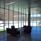 The Career and Technology Building at Brackenridge High School is filled with natural light. Photo by Iris Dimmick.