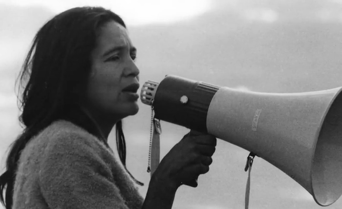 """From the PBS """"Makers"""" documentary series on Dolores Huerta.http://www.makers.com/dolores-huerta"""