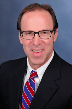 Danny J. Anderson. Image courtesy of Trinity University Communications.