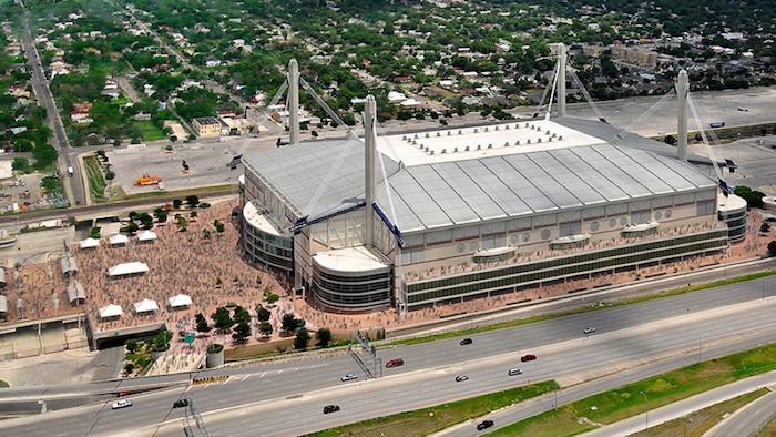 Rendering courtesy of the City of San Antonio.