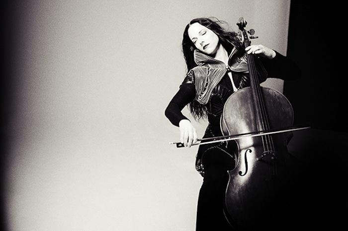Cellist Maya Beiser. Courtesy photo.