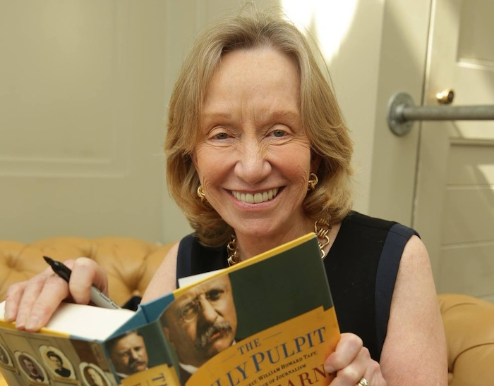 Doris Kearns Goodwin. Photo by Eric Charbonneau, courtesy of Dreamworks Studios.