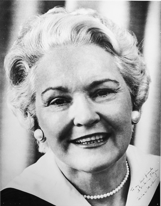 Marie McGuire was the first woman CEO of SAHA. Photo courtesy of SAHA