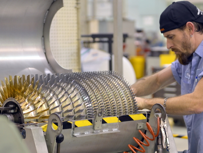 About 3,000 workers are employed by aerospace businesses at the Port - Courtesy Photo Port San Antonio