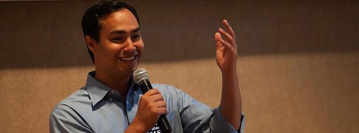 U.S. Rep. Joaquin Castro of San Antonio will talk the future of television and film content development at South by Southwest. Courtesy photo.