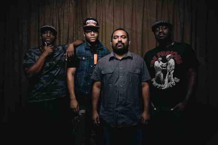 San Antonio hip-hop/urban band, Third Root, will have an official performance March 19 at Soho Lounge as part of SXSW music conference. Courtesy photo.
