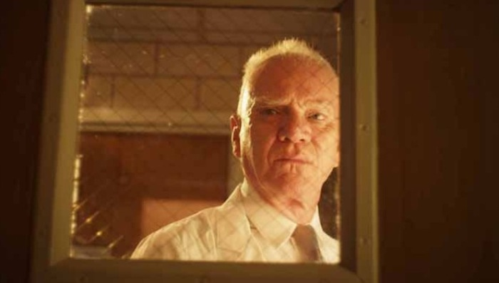 """Malcolm McDowell stars in the 2013 horror movie """"Sanitarium,"""" which was filmed in San Antonio. Image courtesy of Image Entertainment."""
