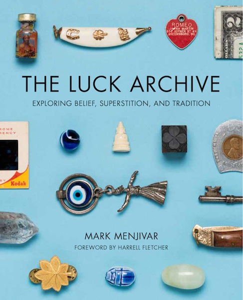 """""""The Luck Archive"""" by local artist and photographer Mark Menjivar. Courtesy image."""