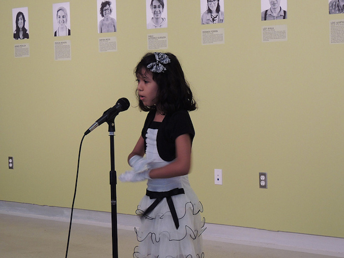 La Voz de San Antonio encourages performers of all ages to celebrate national poetry month by adding their voice to this spoken word competition. Courtesy photo.
