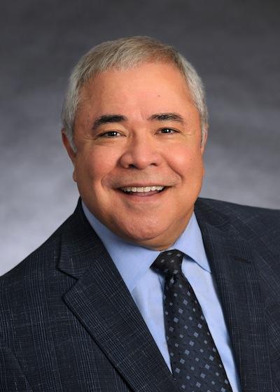 San Antonio Economic Development Foundation President Mario Hernandez