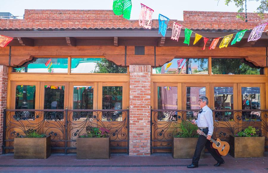 Market Square at the corner of Dolorosa and South Santa Rosa. Photo by Scott Ball.