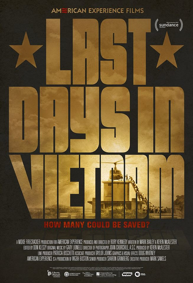 """Promotional image for """"Last Days in Vietnam."""""""