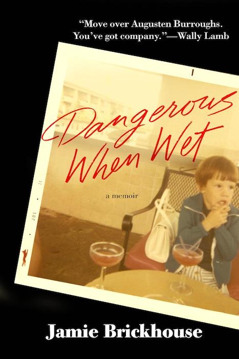 """""""Dangerous When Wet"""" by Jaime Brickhouse. Publisher: St. Martin's Press (April 28, 2015)"""