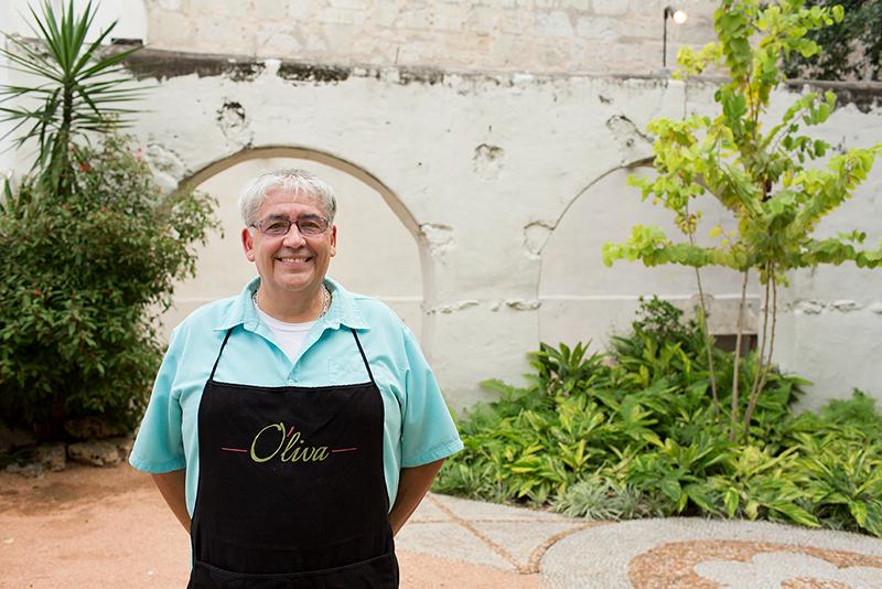 Chef Chuck Hernandez. Photo by Rachel Chaney.