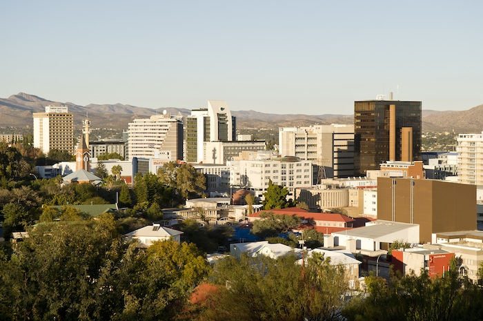 Nearly every Namibian national enterprise, governmental body, educational and cultural institution is headquartered there. Courtesy photo.