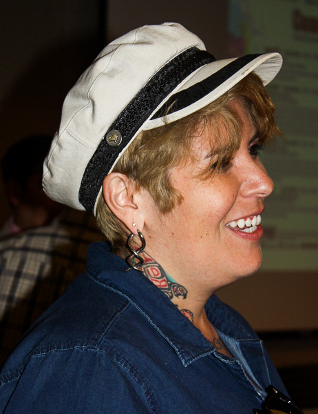 Jenn Alva. Photo by Kay Richter.