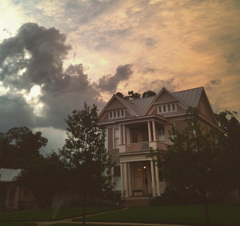 Home in Monte Vista. Photo by Jake Aschbacher.